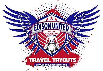 Edison United S.A. Travel & Academy Tryouts 2019-20 Season